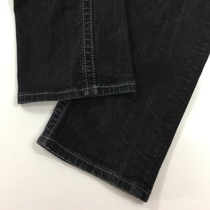 Miss Me Jeans - Miss Me Straight Stretch Style JP4656T10 Black